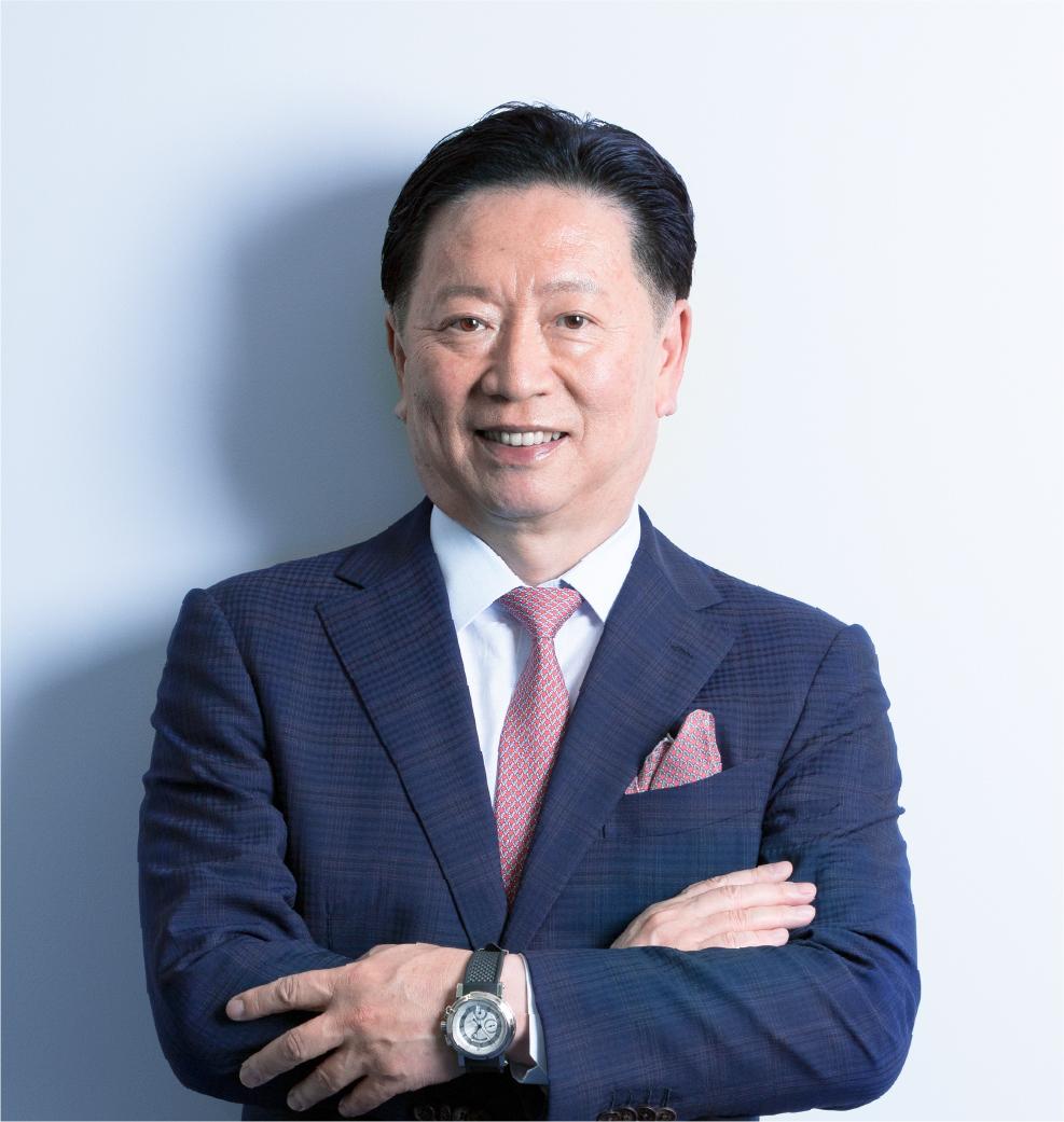 代表税理士立田 博久の写真